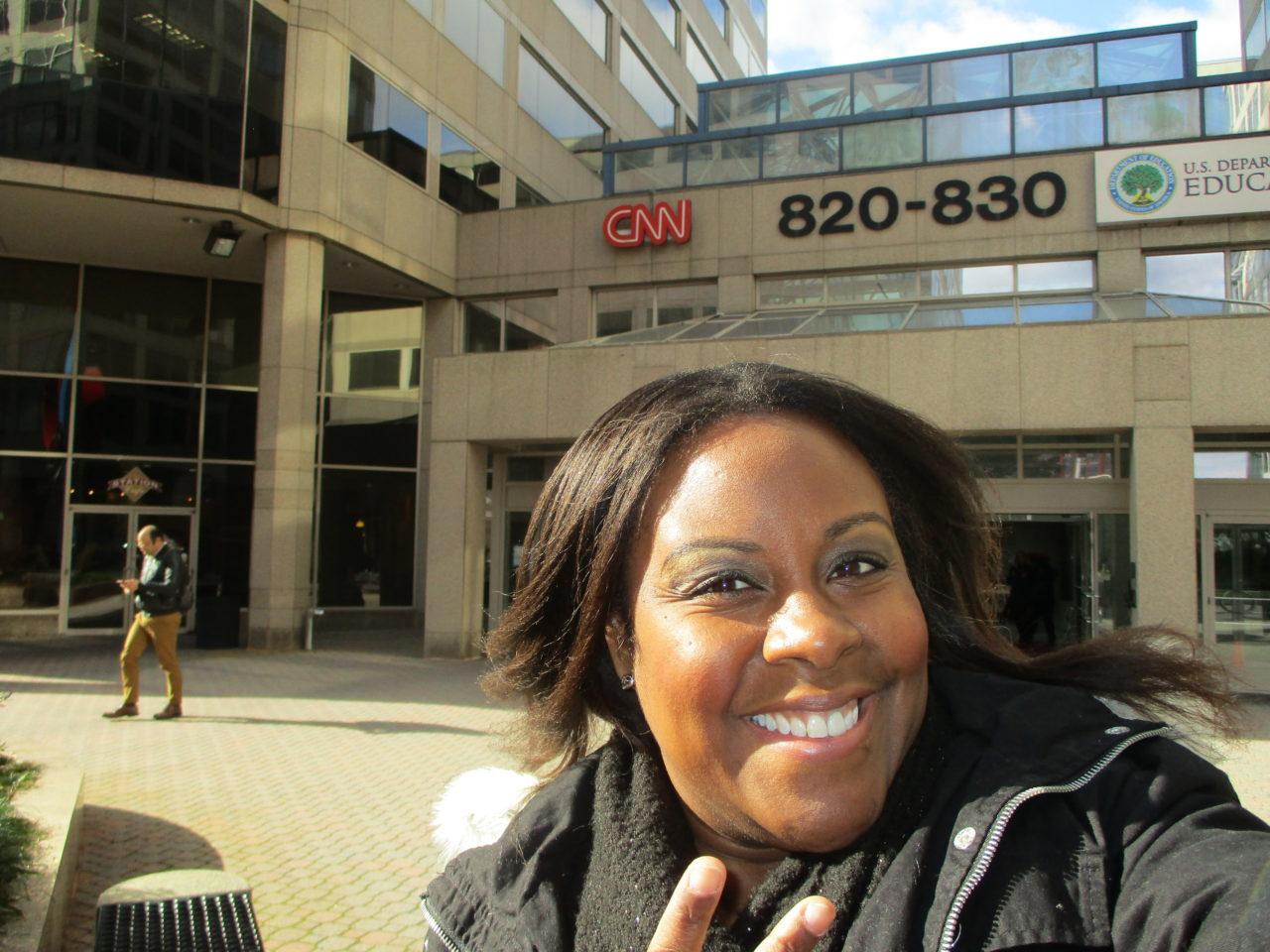 peace out CNN